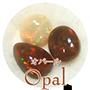 10月誕生石オパール