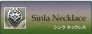 Sinla  Necklace    シンラ ネックレス